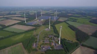Am Standort Saerbeck in Nordrhein-Westfalen möchte Enapter künftig Elektrolyseure fertigen. (Foto: Enapter)