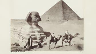 Resan till Egypten  – en digital upptäcktsfärd –nu i engelsk översättning