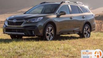 Subaru har eksisteret længe og forbedrer konstant sine biler. Som alle andre Subaru-modeller tilbyder Outback køreglæde, funktionalitet i tråd med dens eventyrlige livsstil, siger Brian Moody, chefredaktør hos Autotrader.