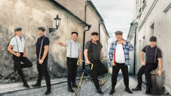 Dansbandseliten, Tony Irving och ännu mer sällskapsdans till Malmöfestivalen