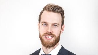 Håkon Tveita er ansatt som ny salgssjef for BWH Hotel Group i Norge