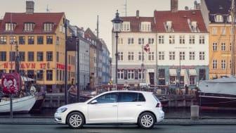 Danmarkspremiere: ny Golf