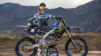Yamaha Announces 2021 Supercross and Motocross Teams