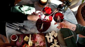 Jul på The Winery Hotel - som ett italienskt julbord inspirerat av det toskanska köket