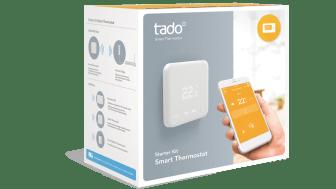 tado° v3 Smart Thermostat Starter Kit