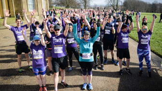 ​Manchester runners join the resolution for the Stroke Association