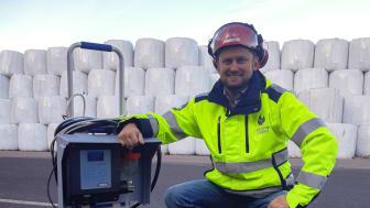 Johan Ekblad, Miljösamordnare