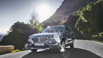 Nye BMW X1