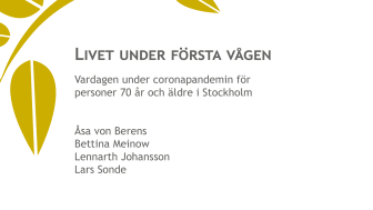 Aldrecentrum_Livet_under_forsta_vagen_Omslag.jpg