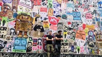 Adrian und Christoph sind unterwegs in der ganzen Welt und natürlich auch in Brandenburg. Foto: Klie-Streicher Buenos Aires.
