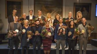 Nominerade till Stora Journalistpriset 2016