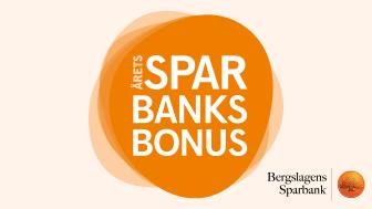 Över en miljon kronor i Sparbanksbonus ska stötta lokal handel