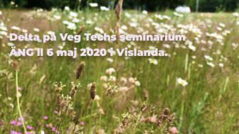 På tisdag den 10 mars startar vi ÄNG ll i Stockholm och 6 maj finns tillfälle att delta i Vislanda.