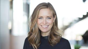 PÅ PRESTISJETUNG LISTE: Communications Manager Hanne Kristine Fjellheim.