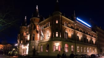 Foto: Hotellets fasad