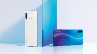 Huawei lanserar P30 Lite