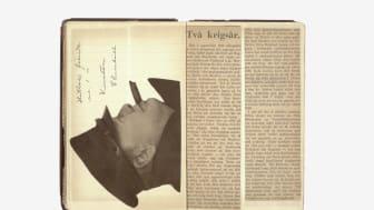 Ur Astrid Lindgrens krigsdagböcker,  augusti 1941