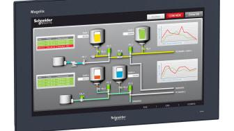 Kraftig industri-pc er forklædt som HMI-panel