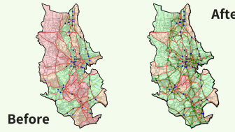 Beelines: the UK's biggest cycling and walking network