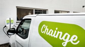 SEF Energi Ladestander - totalløsning - Chainge GreenMobility