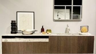 Skræddersy dit eget badeværelsesmøbel med Custom