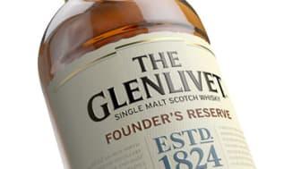 The Glenlivet Founder's Reserve, NYHET 1 oktober