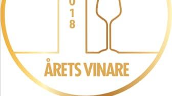 Årets vinare 2018
