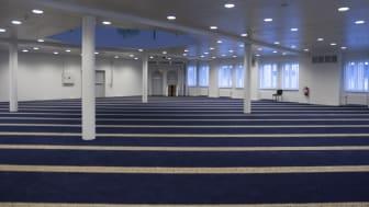 Bønnerom, ICC-moskéen