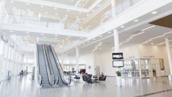 Karlstad CCC, ett av de deltagande företagen i projektet.