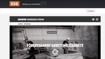 SSG Entre släpps nu i ny version med ett moderniserat innehåll.