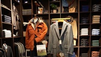 Lidholm´s Clothier på Radisson Blu Scandinavia Hotel