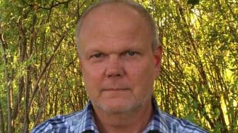 Lars-Erik Djupenström, ordförande Svenskt Underhåll.