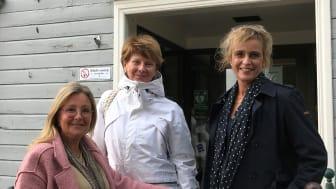 Nu planeras det för Julrunda i hela Ronneby Kommun av Tina Tedenlid, Näringslivsutvecklare, Annika Sandqvist, Platsutvecklare och Jeanette Rosander, Evenemangssamordnare, Annika Sandqvis