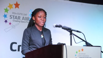Students from Zimbabwe and Uganda shine in pan-African competition organised by MultiChoice Africa and Eutelsat