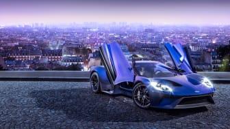Nye Ford GT