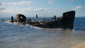 """National Geographic afdækker sunkne byer, skibsvrag og naturens vidundere for at løse nye og gamle mysterier i nye afsnit af """"Under overfladen"""""""