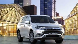 Mitsubishi Motors Europe – etter 9 måneder av 2019 134,886 registreringer* (+ 7%)