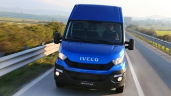 D-day for Nye Iveco Daily
