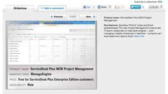Nya projektmodulen till ServiceDesk Plus lovordas redan innan release