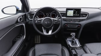 Kia Ceed Interior 0010