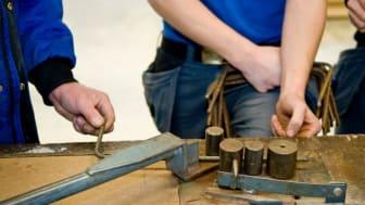 Ny ingång till arbete inom plåtslageribranschen
