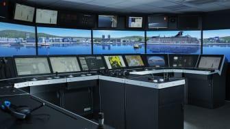 Kongsberg Digital will deliver the full range of cutting-edge K-Sim simulators, including the K-Sim Navigation bridge simulator, to the Tolani Maritime Institute in Mumbai, India