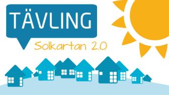 Tävling om Solkartan 2.0 avslutad