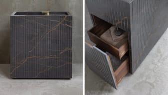 Dekton® Scondido designad av Remy Meijers i Dekton Laurent