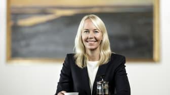 Kathrine Löfberg tog emot den prestigefulla utmärkelsen under en ceremoni på Grand Hôtel i Stockholm den 6 december.