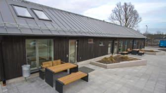 Titania har slutfört nyproduktion av byggnad i Rinkeby