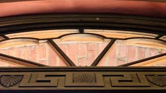 Arkitekturen i Vigelandmuseet kom til i tidsrommet 1921 til 1931 og er bygget i to stiler. (Foto: Unni Irmelin Kvam / Vigelandmuseet)