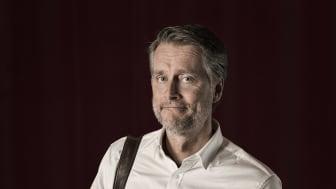 Thomas Sundström, chef för Länsteatern på Gotland