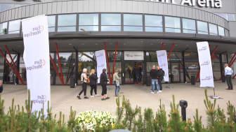 Euro Mine Expo is held in Skellefteå, Sweden.