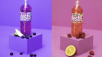Festis lanserar två sockerfria smaker med influencer-kampanj på TikTok och Instagram
